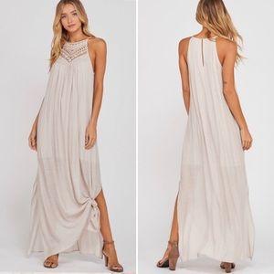 Sunny Days maxi dress